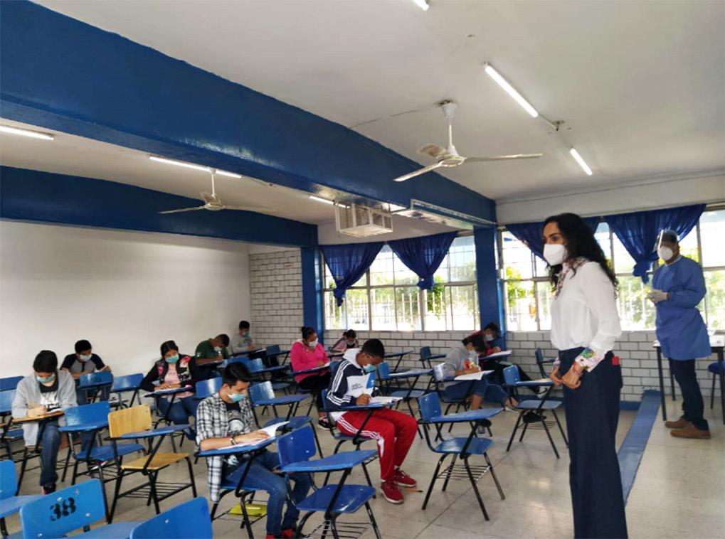 Page 26 of Presentaron examen de ingreso a COBACH 6 mil aspirantes