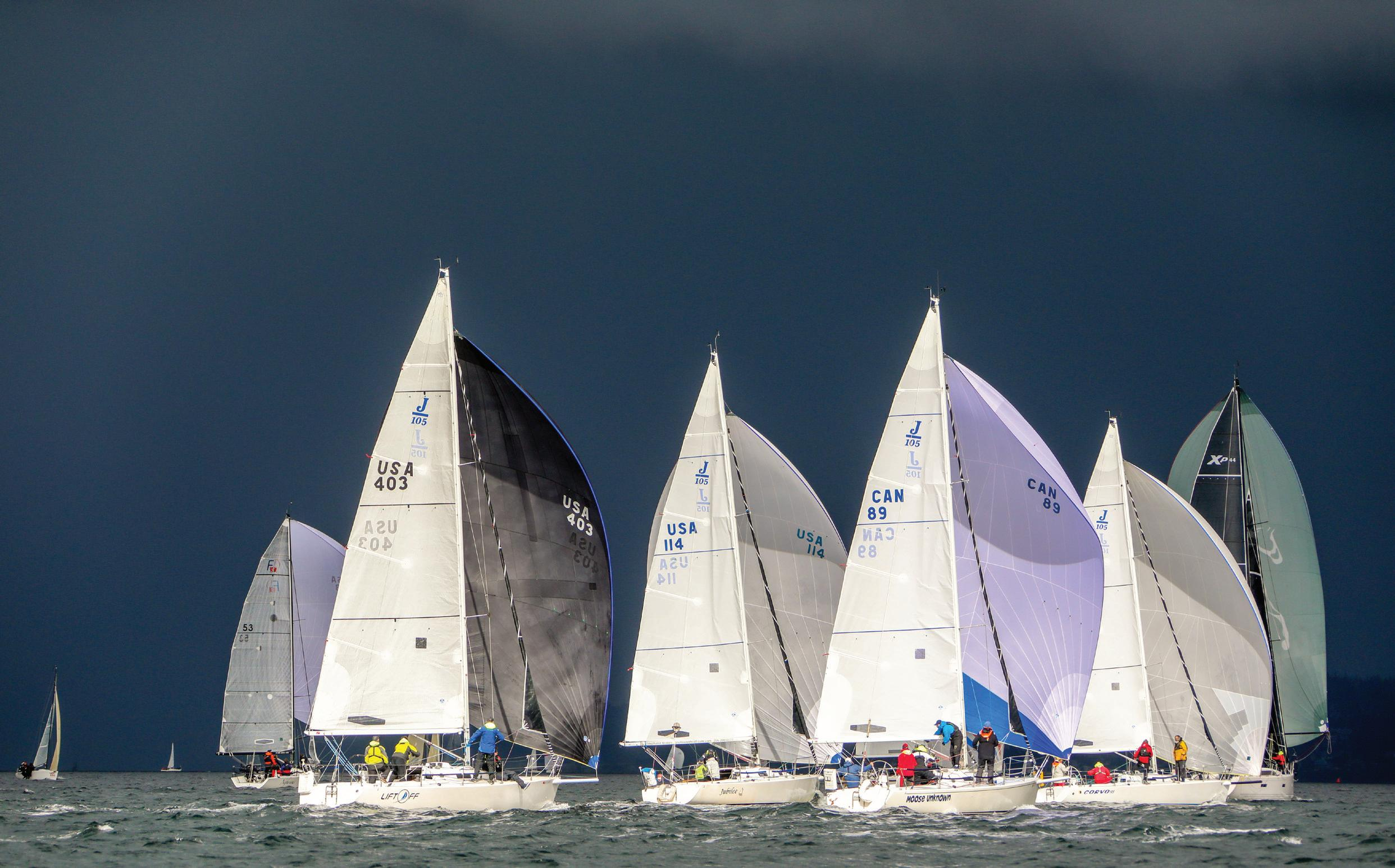 Page 42 of Puget Sound Sailing Championship