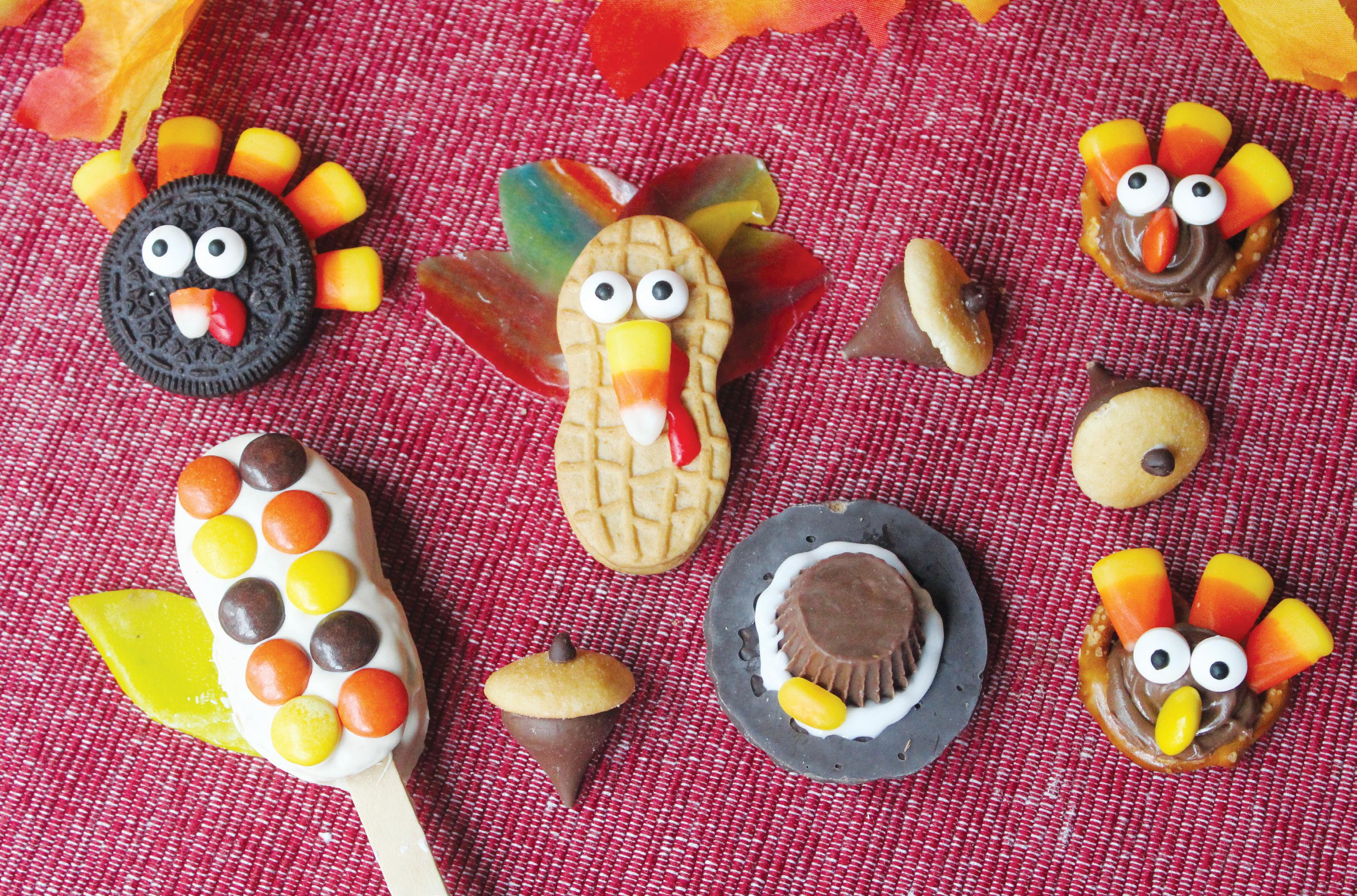 Page 16 of Easy, No-Bake Thanksgiving Treats