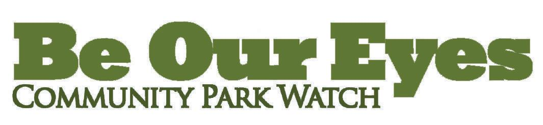 Page 51 of Be Our Eyes Park Watch Initiative