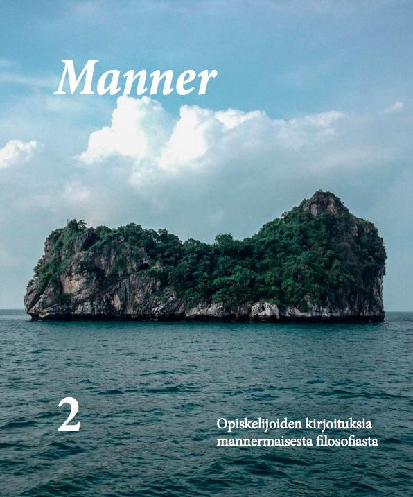 Page 22 of Manner, opiskelijoiden kirjoituksia mannermaisesta filoso
