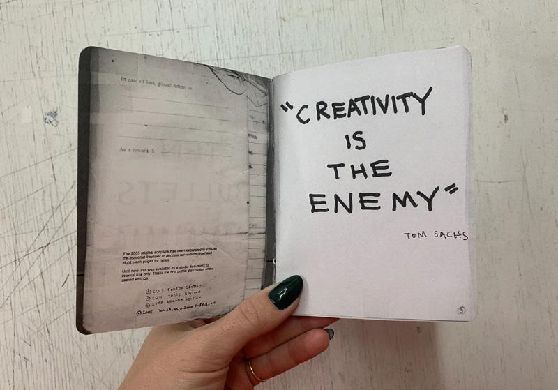 Page 6 of De onde ven a arte? por Elena Bangueses