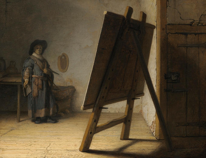 Page 6 of O estudo do artista: metáfora da vida e da historia por Manuel Vilar