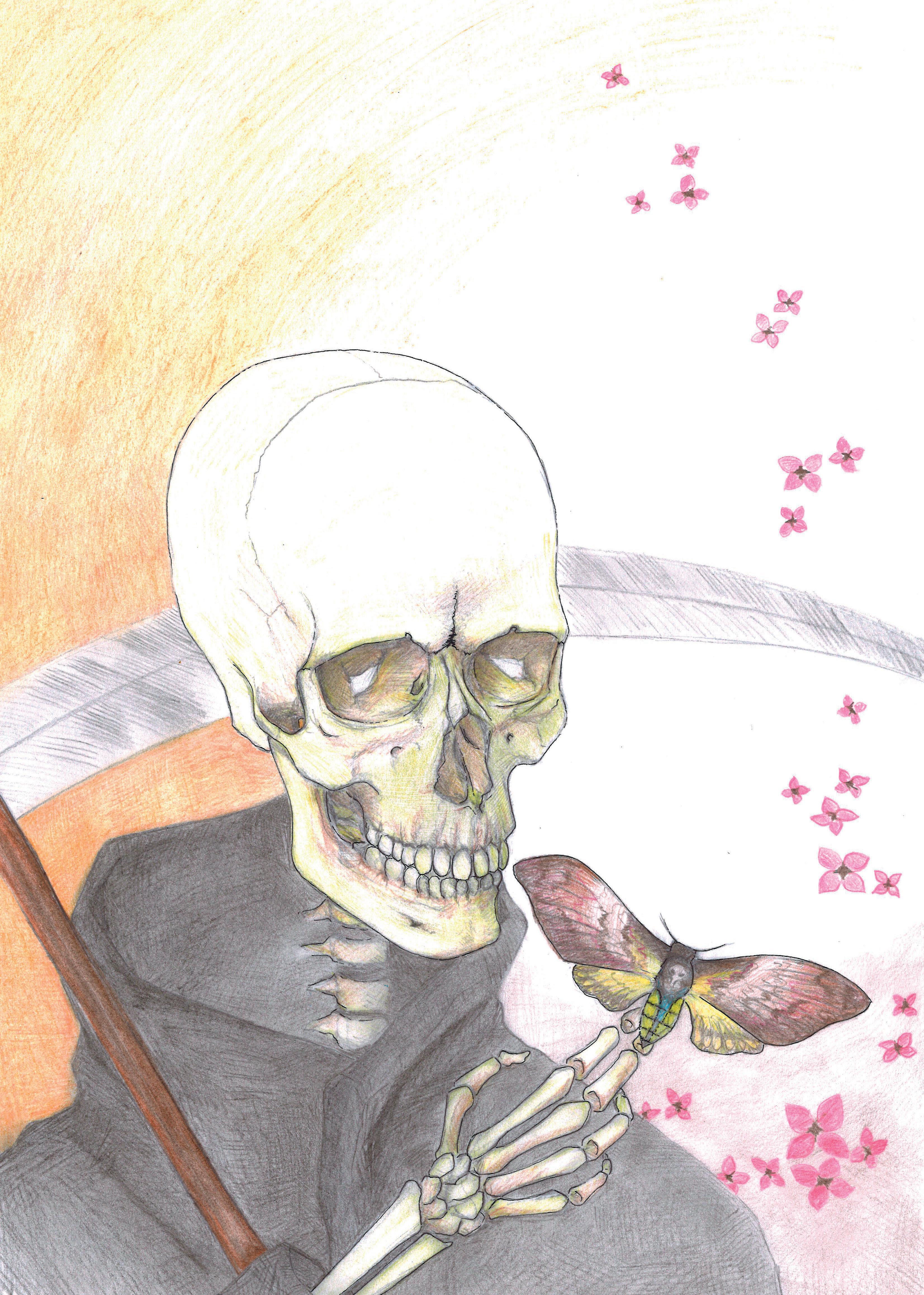Page 8 of Memento mori Muista kuolevasi
