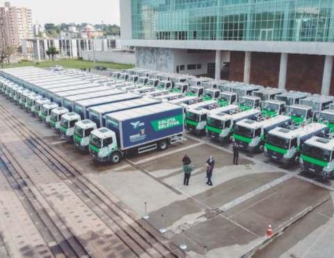 Page 22 of REDE Savana fornece 118 caminhões Atego para Governo do Paraná