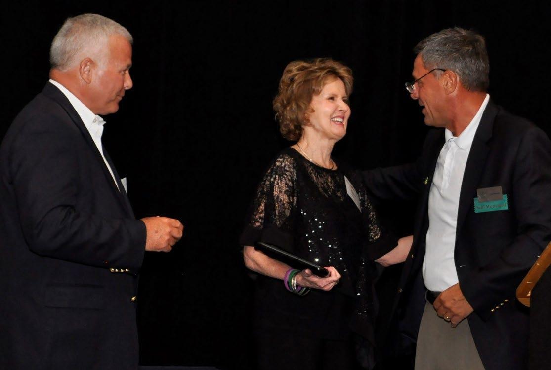 Page 20 of Lifetime Service Award Winner Carol Burke