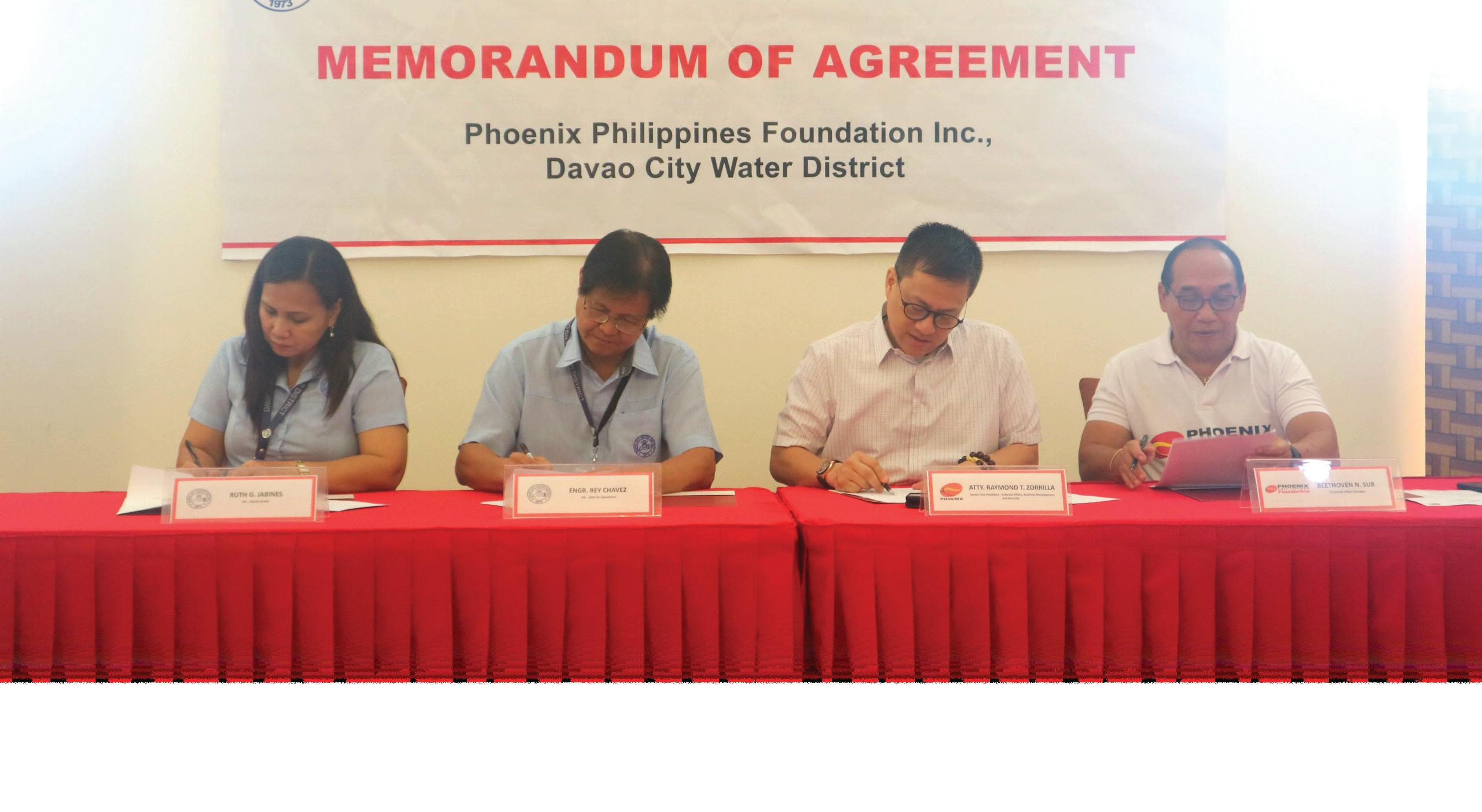 Page 11 of Adopt-a-Site Project welcomes two adopters in Mt. Tipolog-Tamugan Watershed