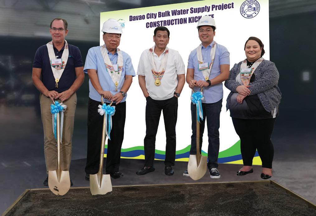 Page 5 of Bulk water facilities construction kicks off