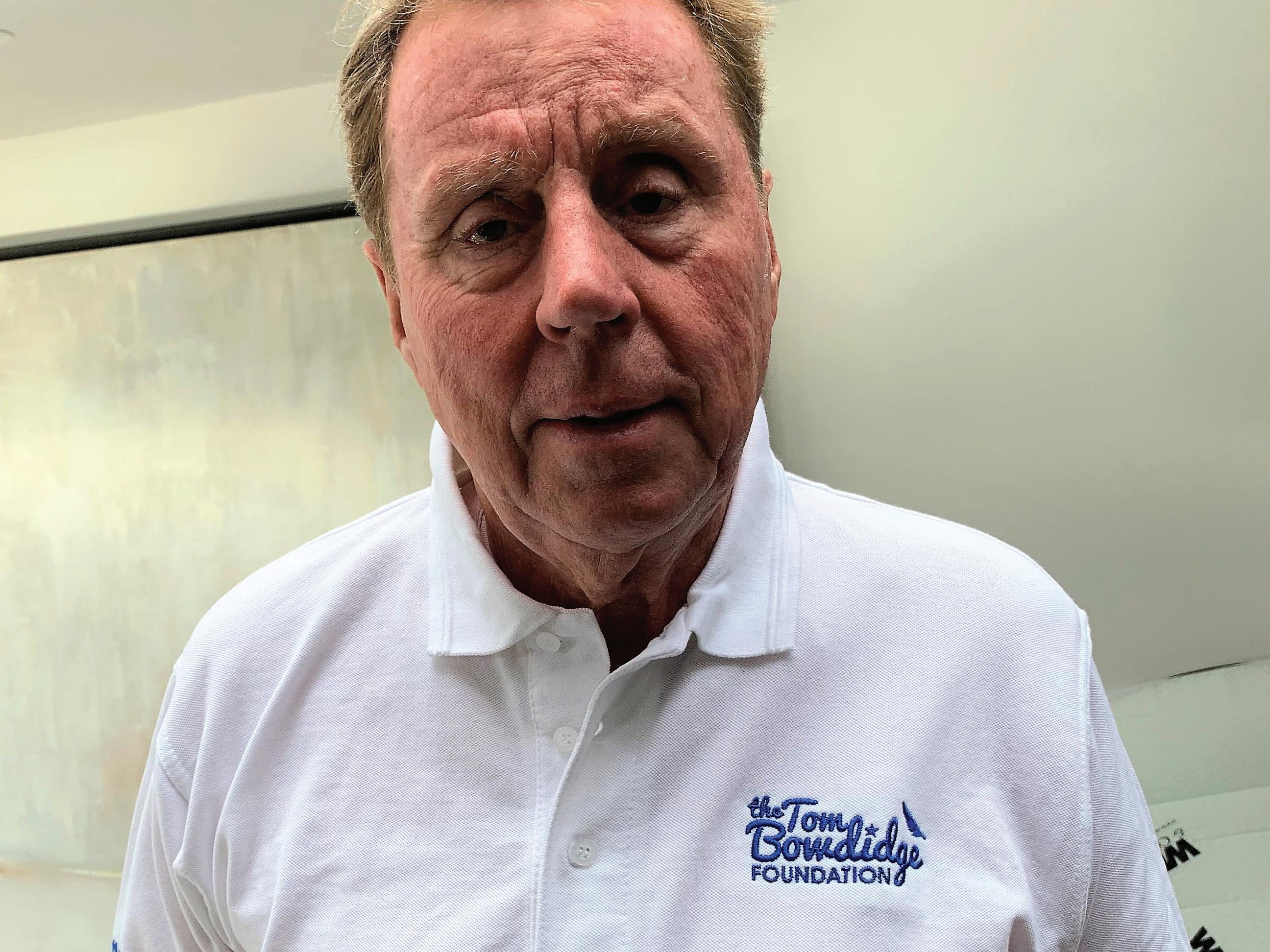 Page 12 of Harry Redknapp Unveiled as Foundation's Patron