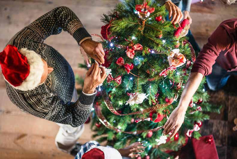story from: 2020 Spaces Magazine: Home for the Holidays
