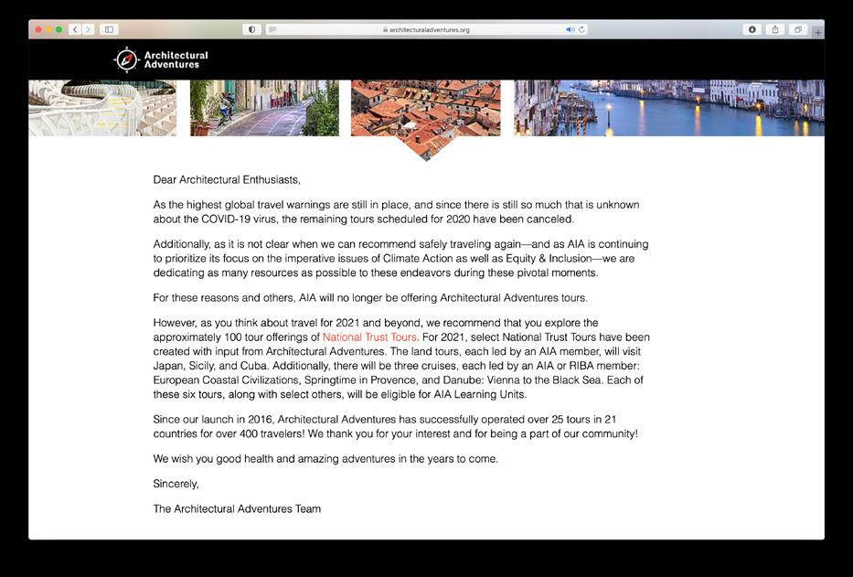 Page 12 of AIA National Announcements