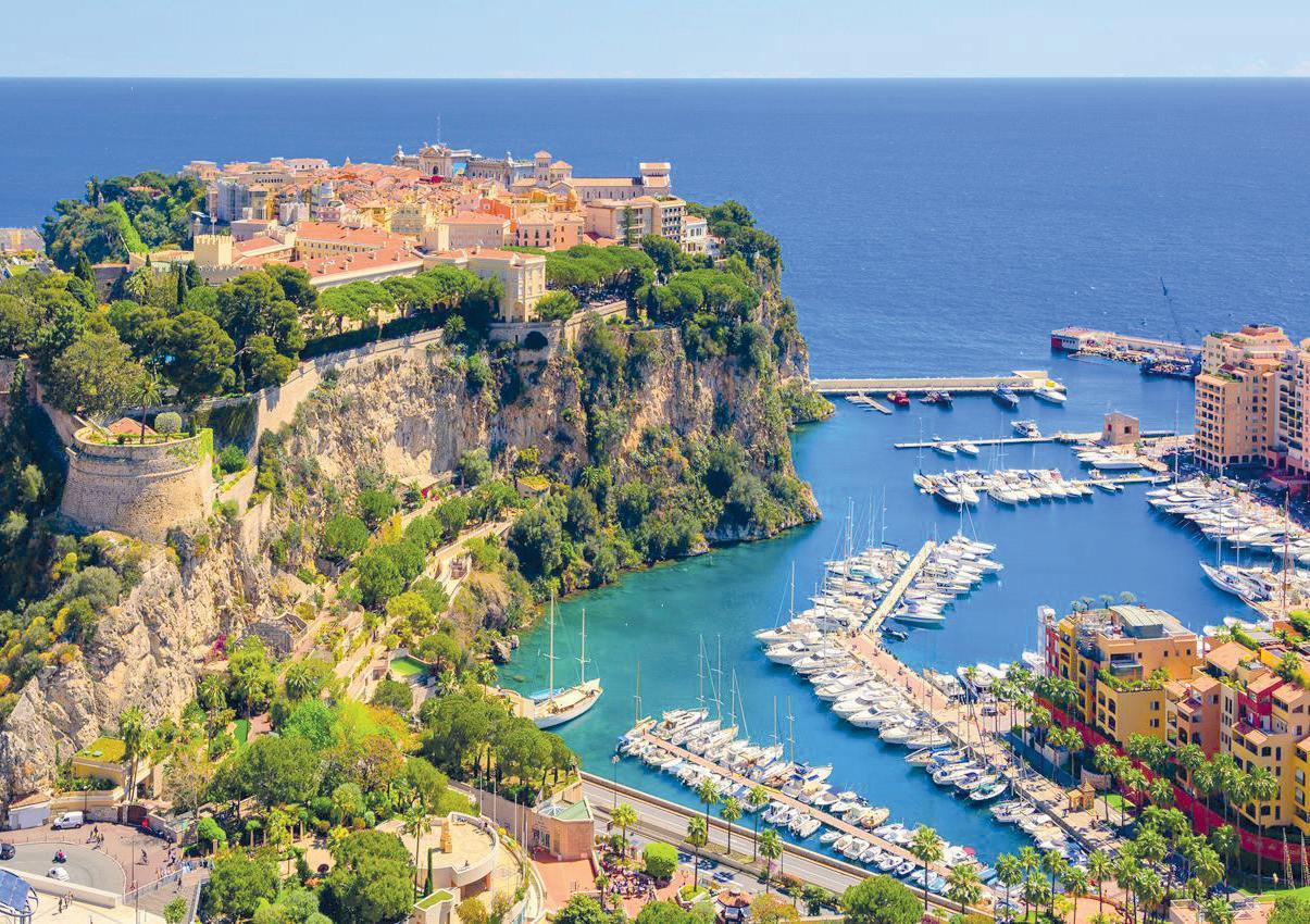 Page 42 of Il bilancio del turismo a Monte-Carlo