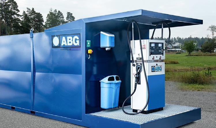 Page 30 of svåra uppdragen ABG Cisterner – säkra bränsletankar till varje pris