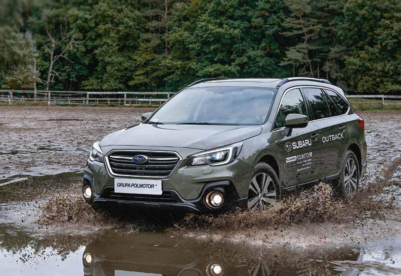 Page 50 of Wszechstronny Subaru Outback