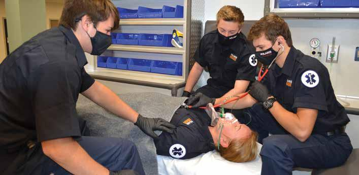 Page 15 of Emergency Medical Technician/Fire Training