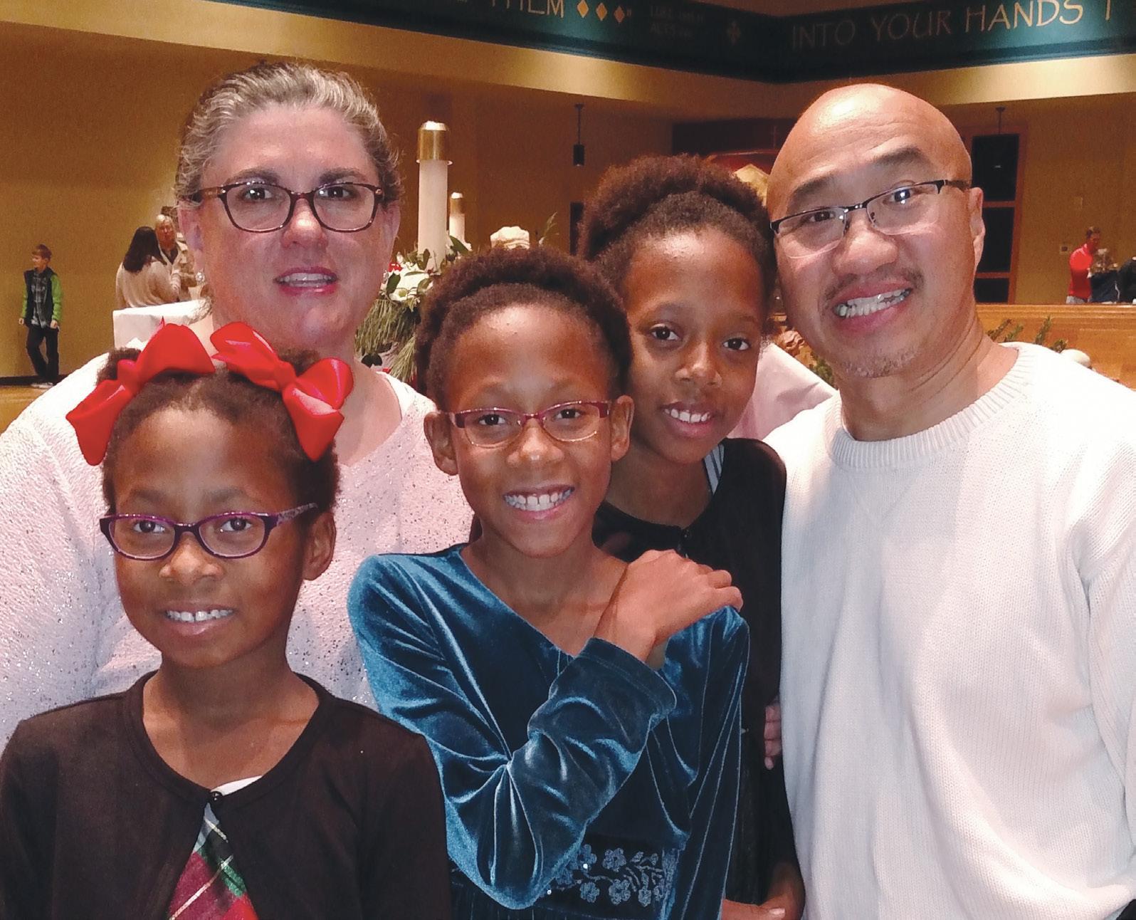 Page 4 of Parishioner Jennifer Miranda Finds Many Blessings In Parish Involvement