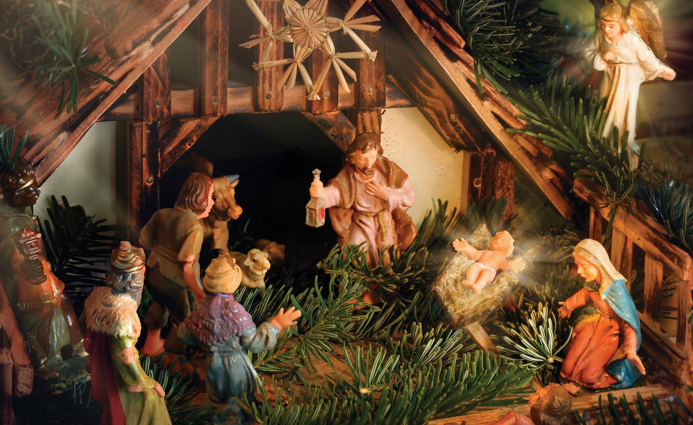 Page 6 of The Origin and Beauty of the Nativity Scene