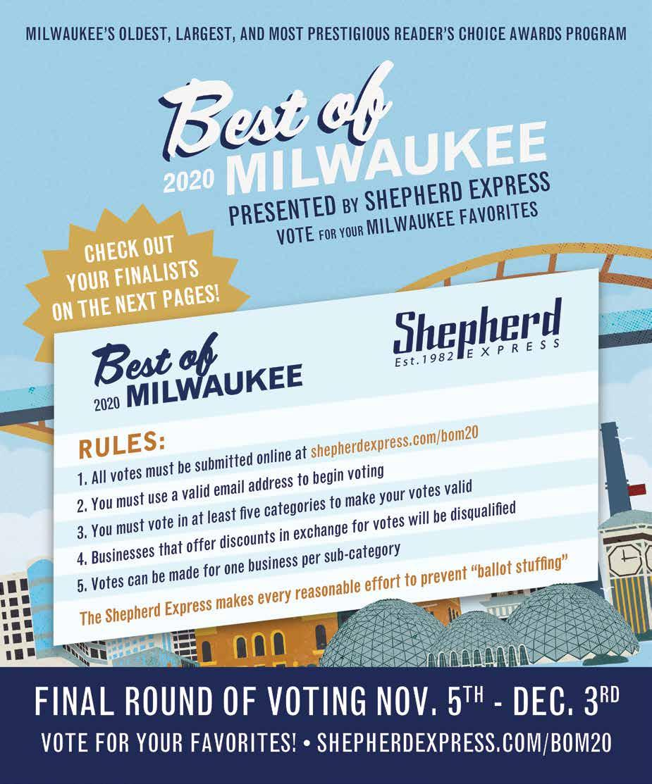 Page 50 of Best of Milwaukee Finalists