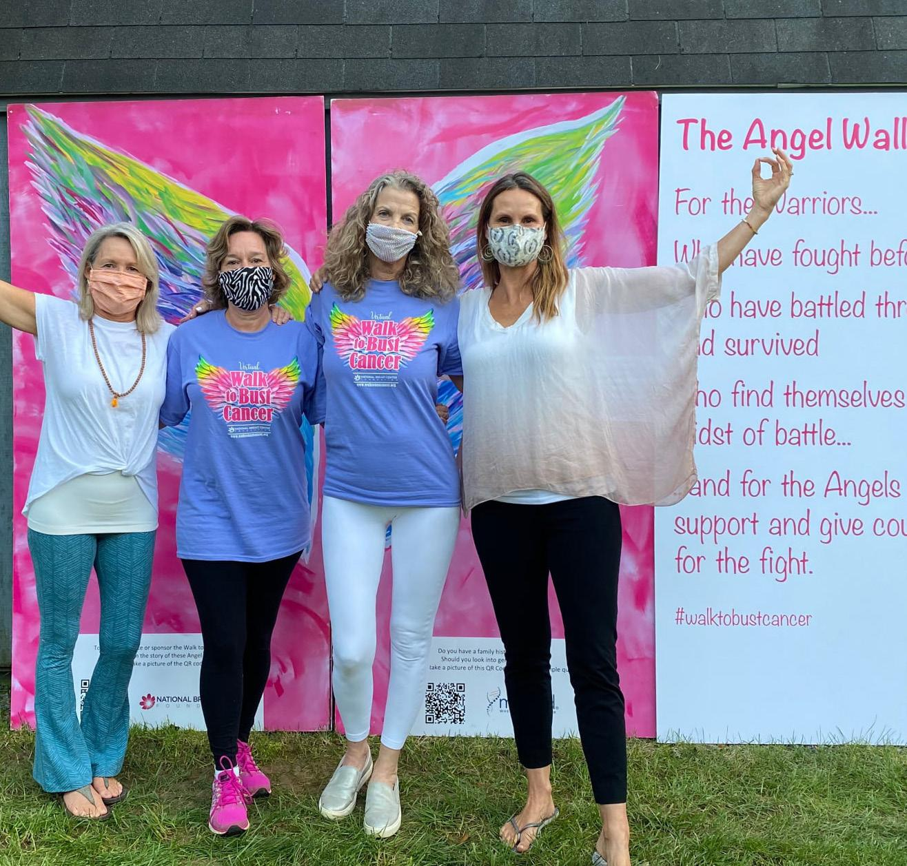 Page 30 of Virtual Walk to Bust Cancer Angel Wings Photo Challenge