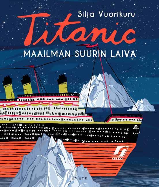 Page 32 of Titanic maailman suurin laiva