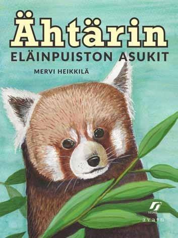 Page 34 of Ähtärin eläinpuiston asukit
