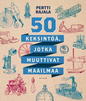 Page 31 of 50 keksintöä jotka muuttivat maailmaa