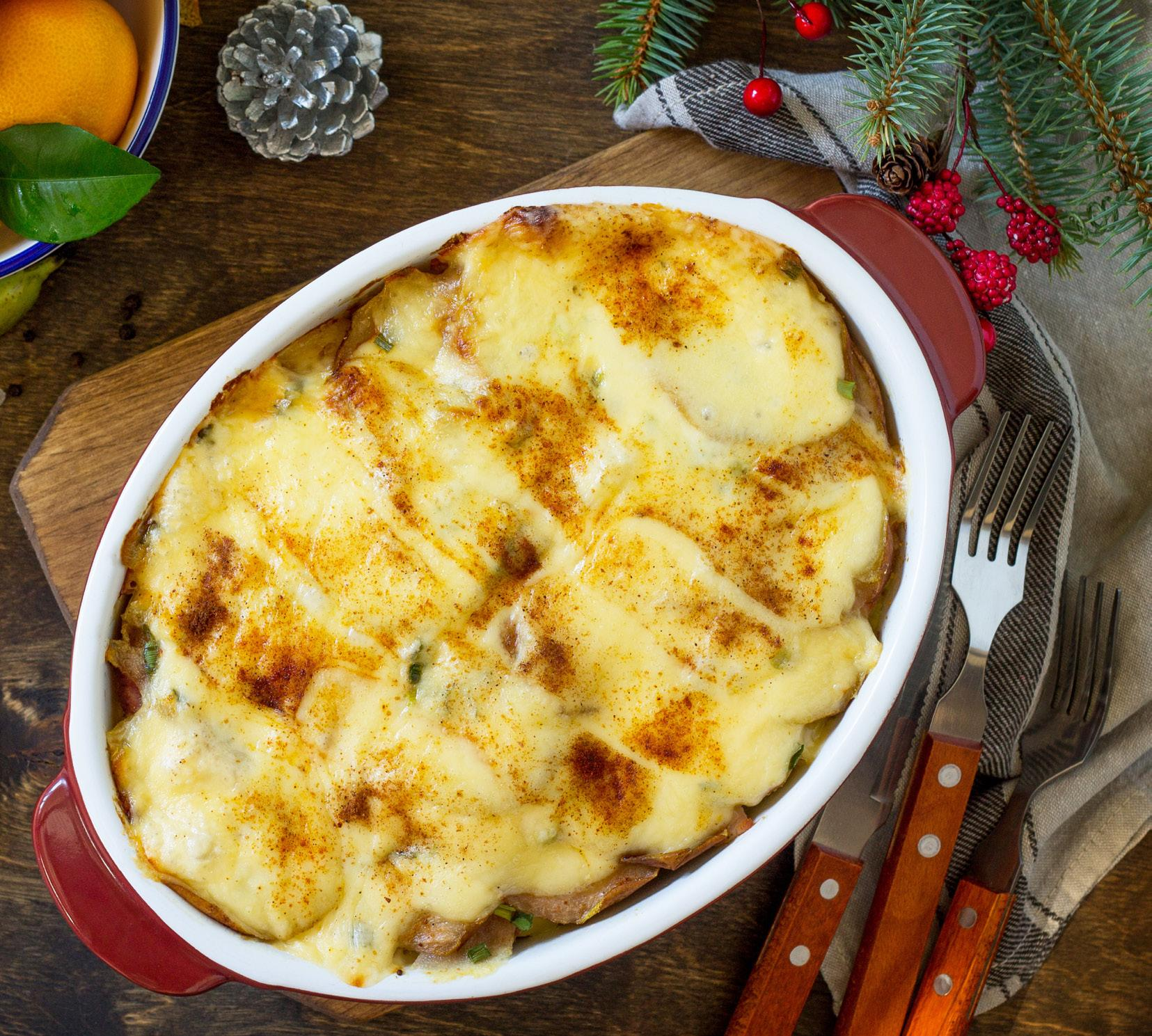 Page 18 of THE BEST CHRISTMAS GRATIN