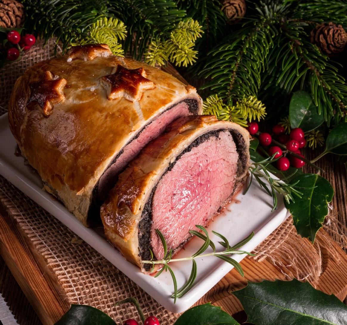 Page 20 of FAMILY CHRISTMAS BEEF WELLINGTON
