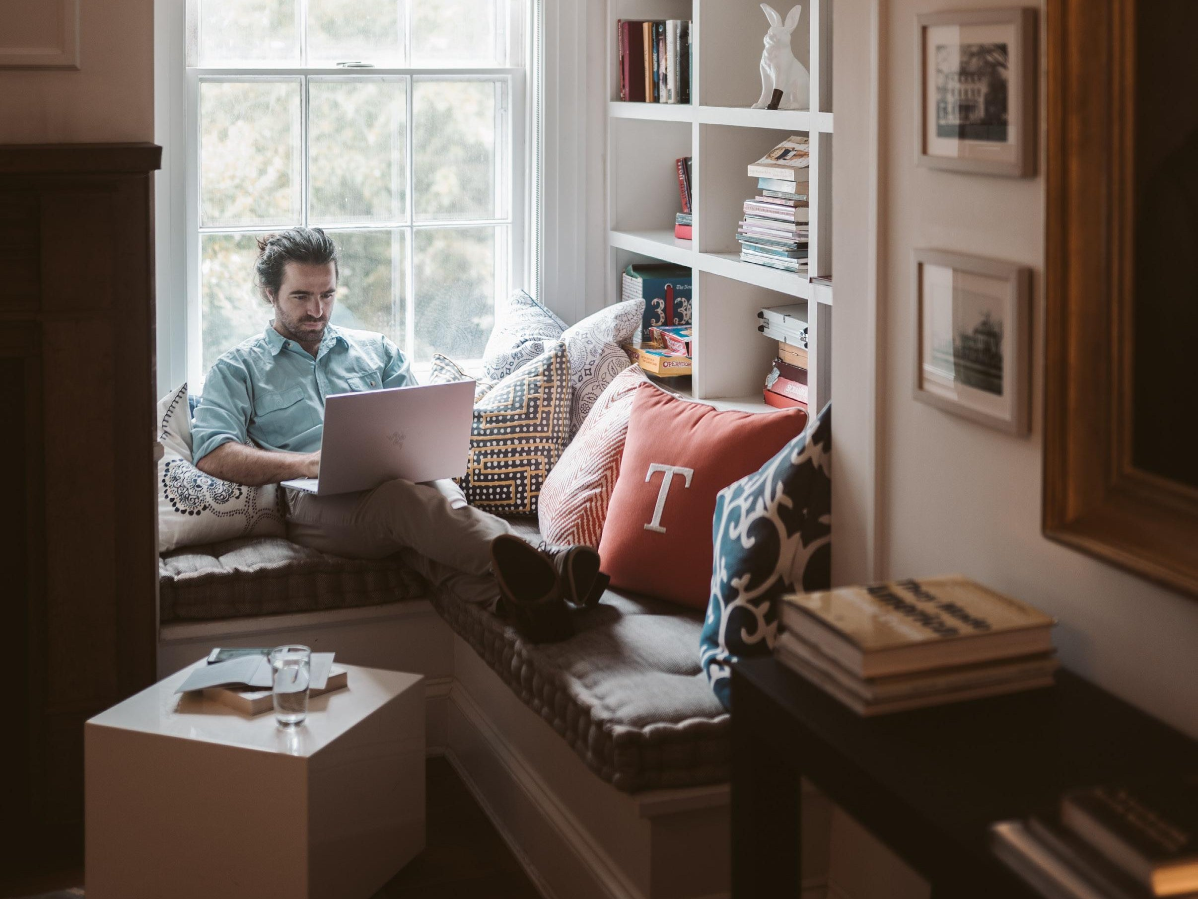 Read story: Working from home - the new norm?