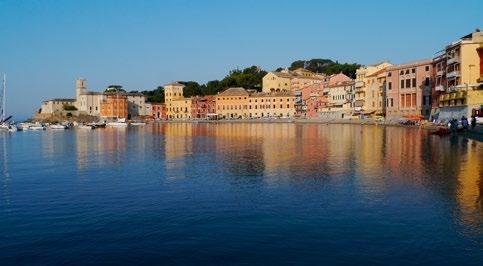 Page 12 of Carte postale d'Italie: Sestri Levante, Santa Marguerita de Ligure, Portofino et Pisa