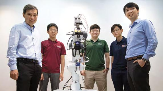 Page 30 of Neuromorphic computing to enable robots to 'feel' Work done by NUS researchers highlights the potential for improved capabilities