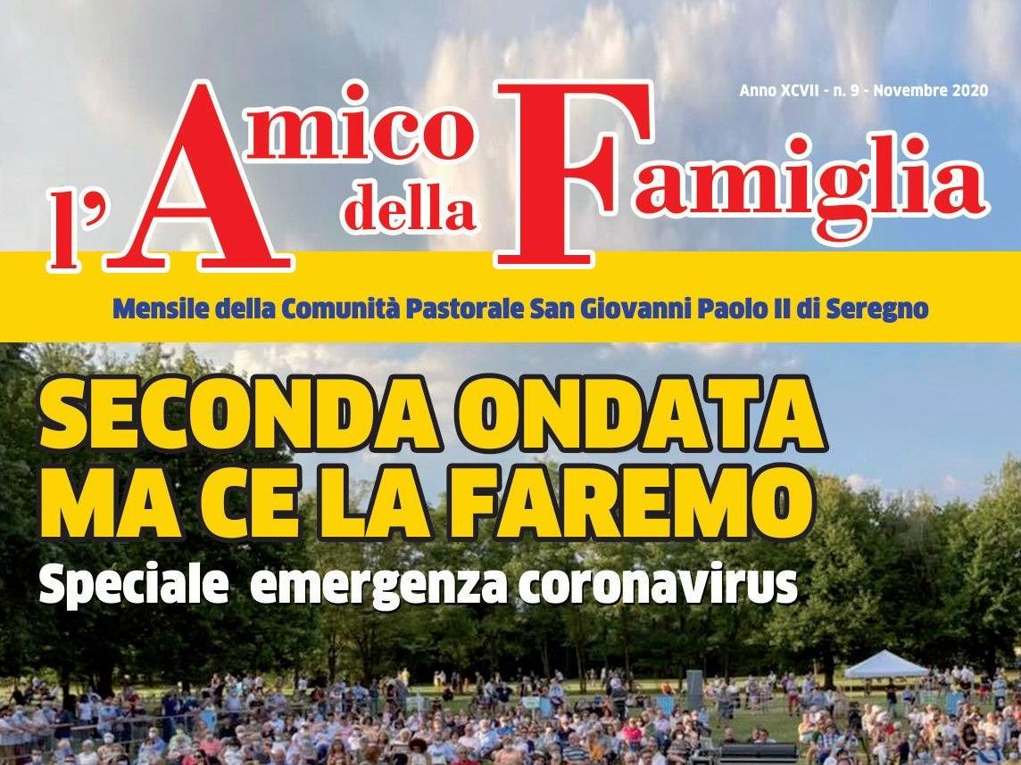 story from: L'Amico della Famiglia - Novembre 2020