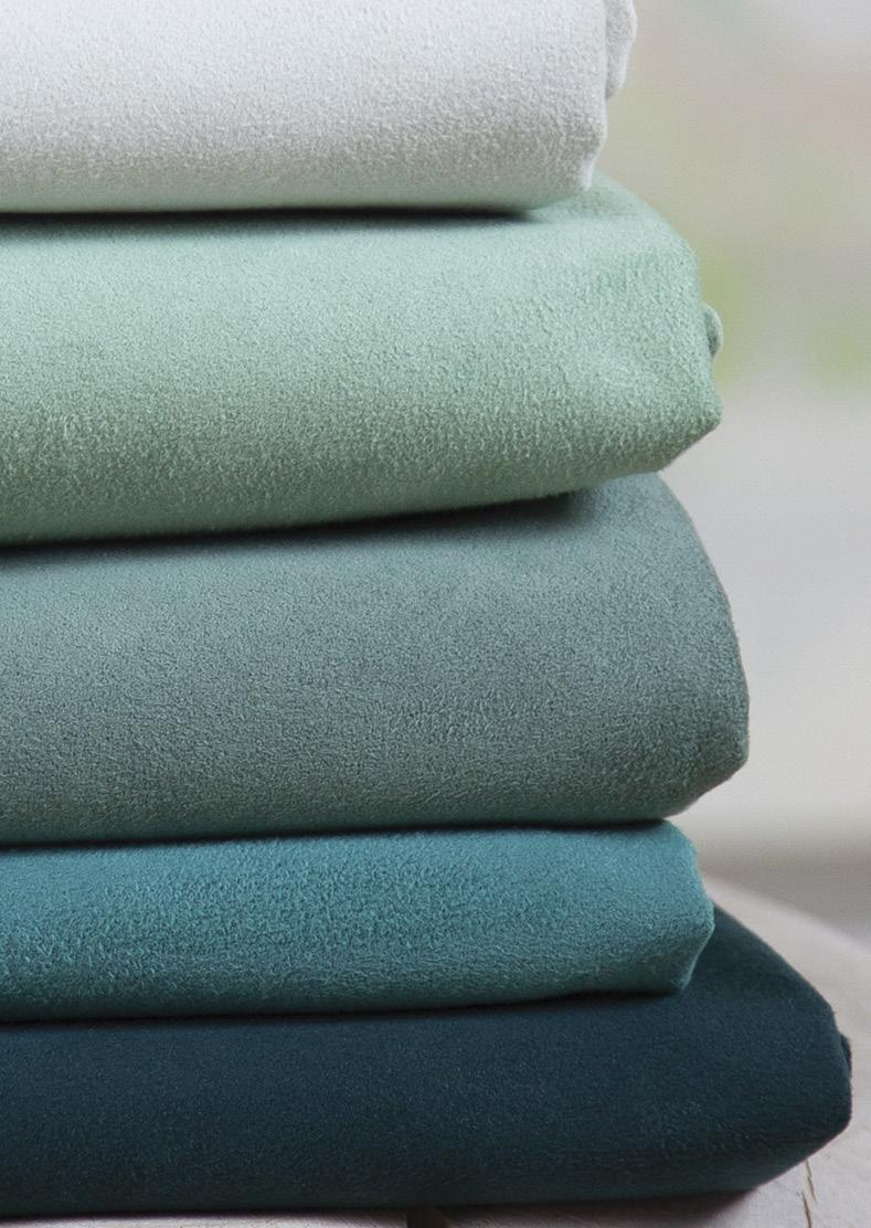 Page 6 of Ultrasuede's 'Innovation for Living' Creed Inspires World's First Partially Plant-Based, Suede-Like Fabric