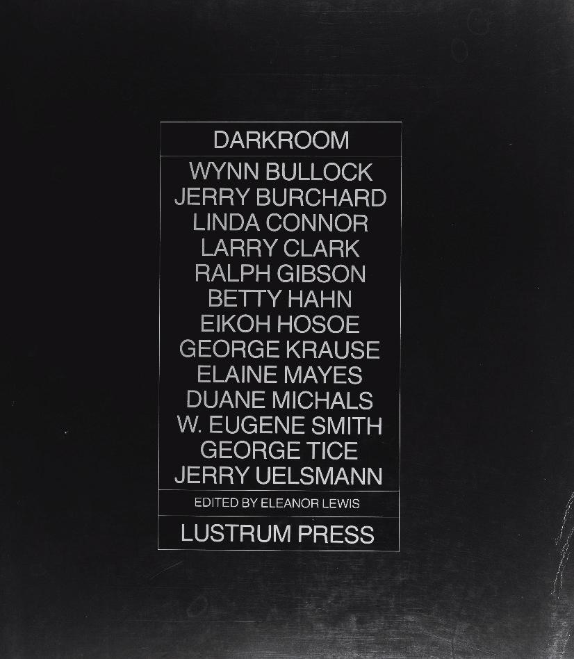 Page 18 of Book Reviews The Darkroom edited by Eleanor Lewis Better in Black and White by Harry Fearn ARPS