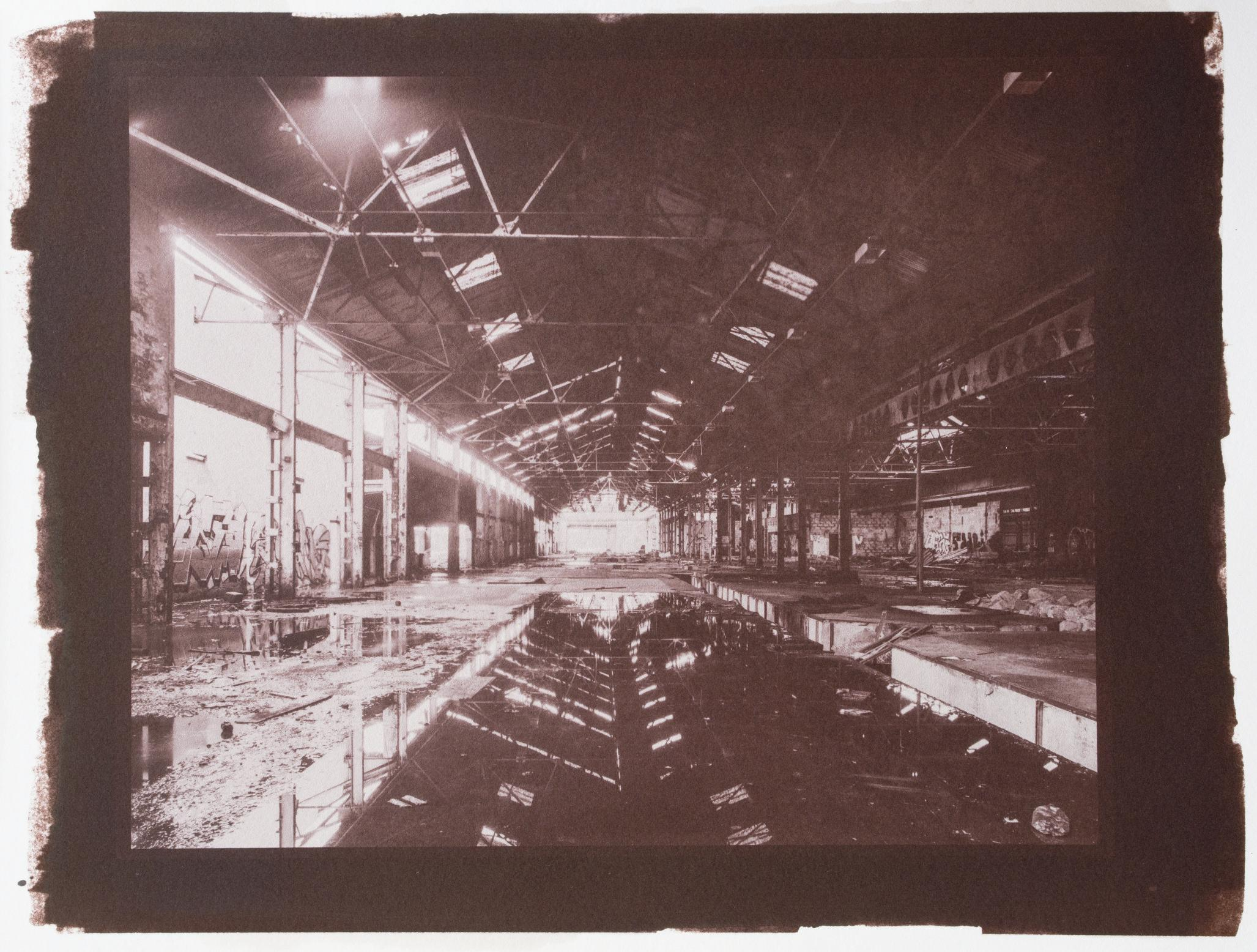 Page 8 of Roger Harrison was inspired by a process invented by the great pioneer of photography, William Henry Fox Talbot