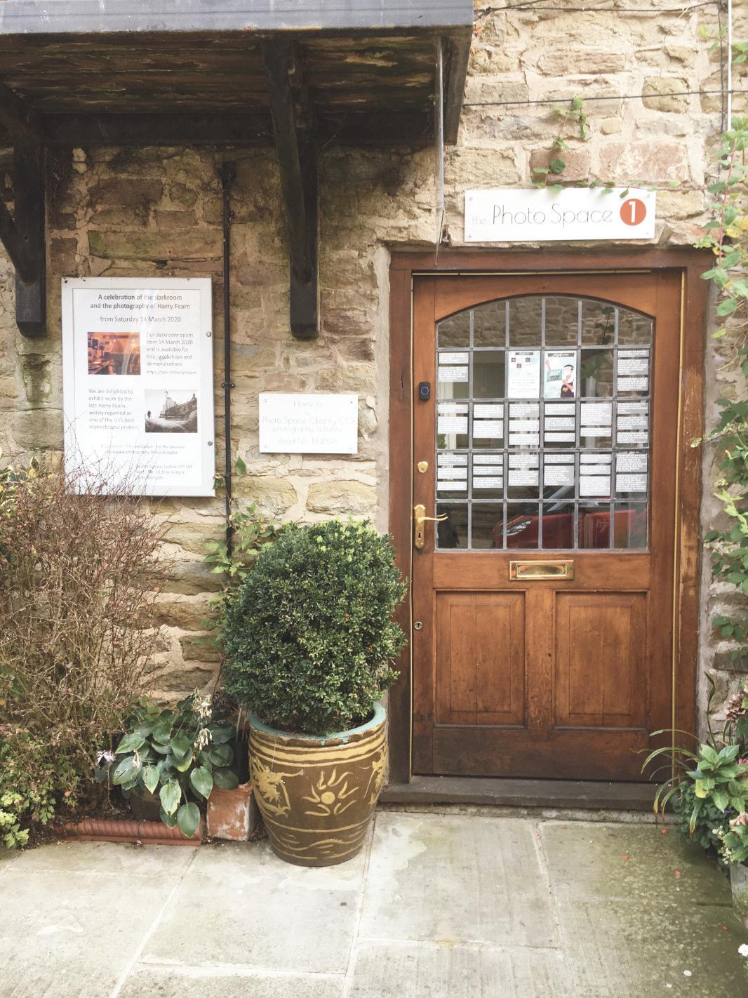 Page 12 of The Print Space We visit a gallery and darkroom in one of England's historic market towns
