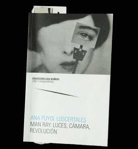 Page 20 of Man Ray, las disciplinas de la imagen fotográfica. Julio Sánchez