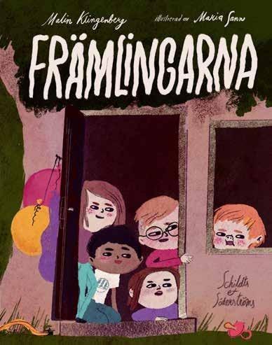 Page 24 of Malin klingenberg & Maria sann Främlingarna