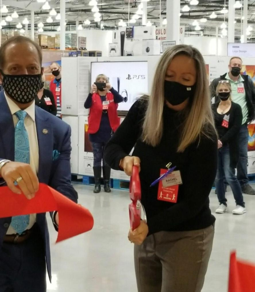 Page 20 of Costco Wholesale Opens First Warehouse Club in Niagara Falls, Ontario