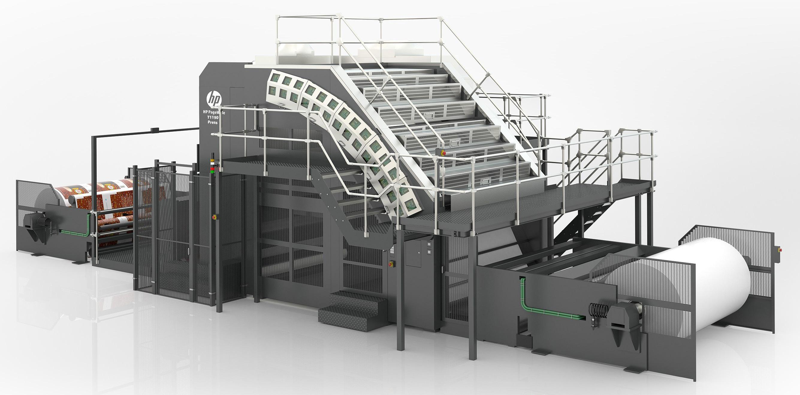 Page 6 of HP PageWide T1190 Press to Continue Disrupting Corrugated Production