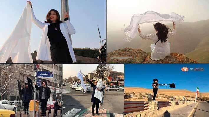Page 4 of IRAN / Les filles de la Révolution dans l'impasse