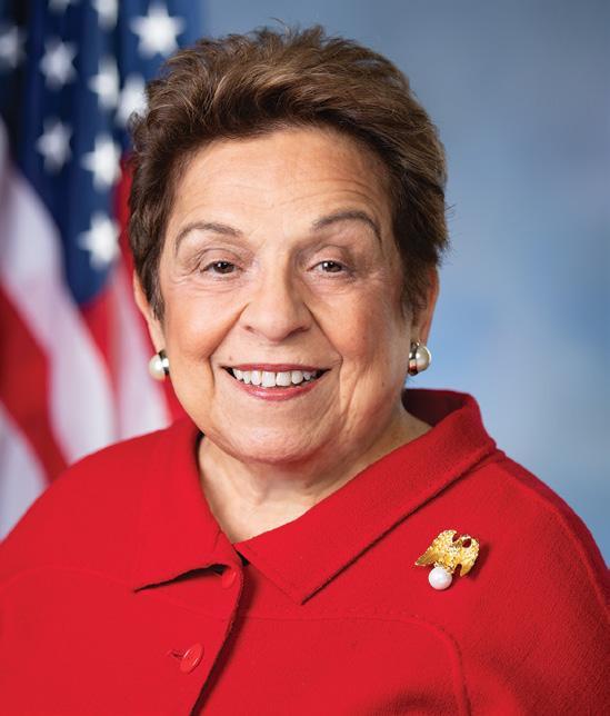 Page 12 of Talking With: Congresswoman Donna Shalala