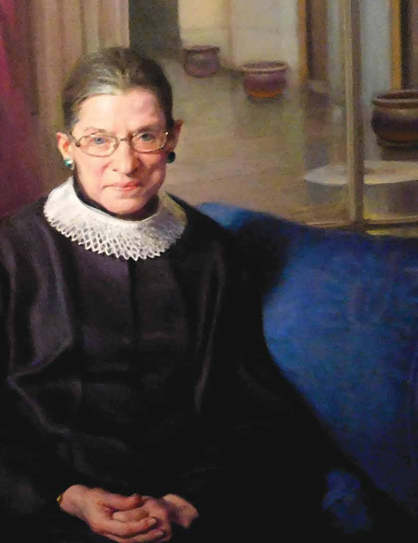 Page 34 of Ruth Bader Ginsburg: Respects and reflections