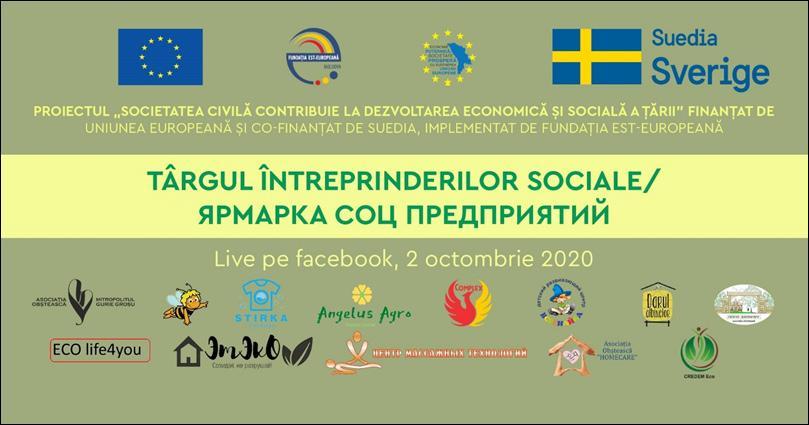 Page 35 of Târgul întreprinderilor sociale organizat de Fundaţia Est - Europeană