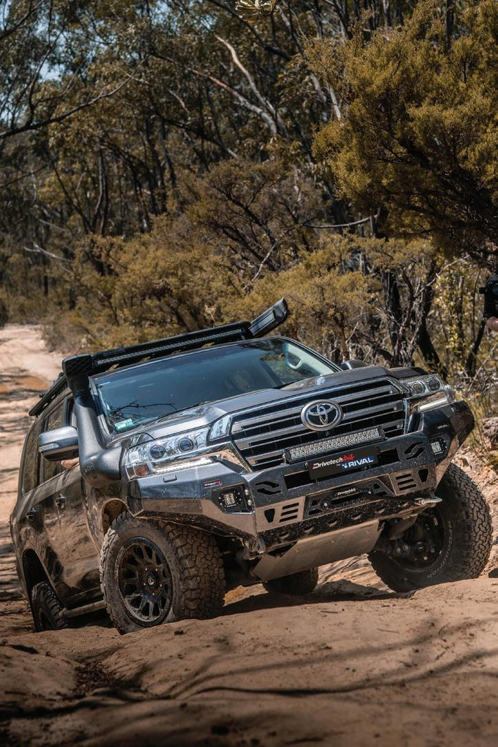 Page 8 of Cover Feature Drivetech 4x4 expands distribution network