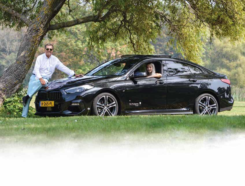 Page 54 of Rubriek Business op Wielen test de BMW2 Serie Gran Coupé