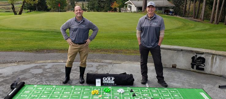 Page 9 of Local Inventors Launch Golf Game That Blends Putting, Puzzling