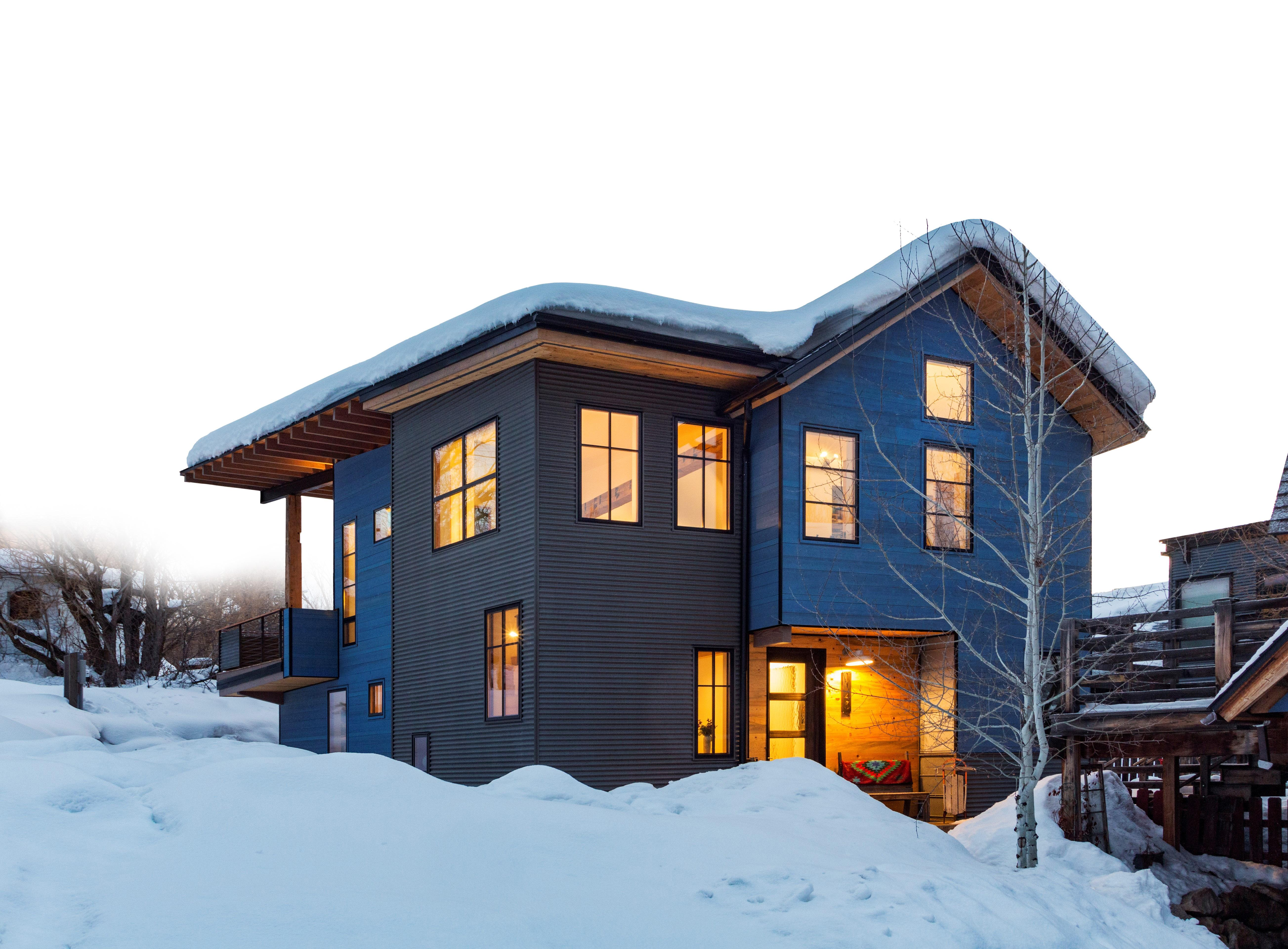 Page 40 of COVERING IT UP: Roof Design for the Snow Country