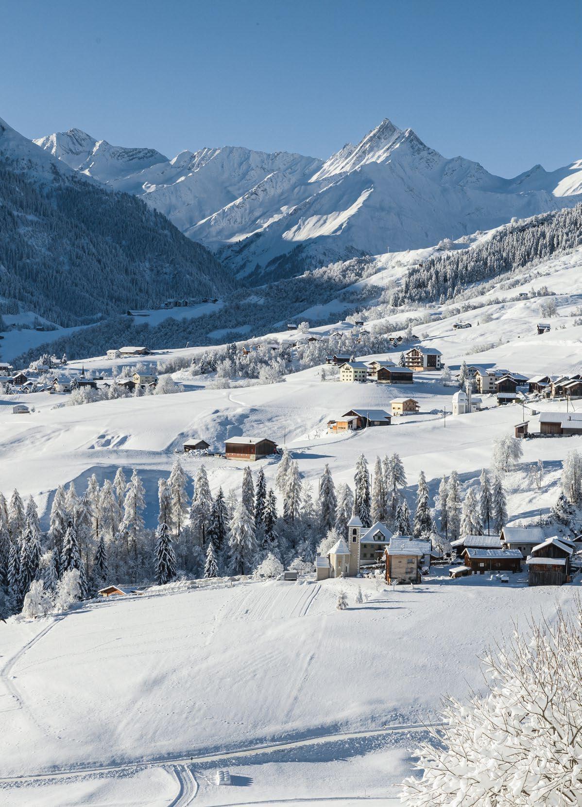 Page 36 of Die Val Lumnezia auf guten Wegen: Lustwandeln im Tal des Lichts