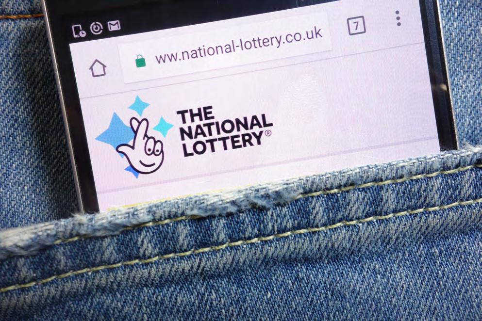 Page 68 of Lottery